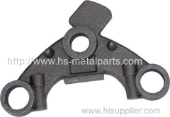 Lost wax railway casting parts