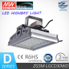 CE and RoHS 60W LED canopy light for warehouse