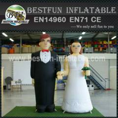 Attractive inflatable cartoon for sale