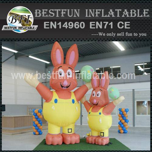 Adult inflatable cartoon characters