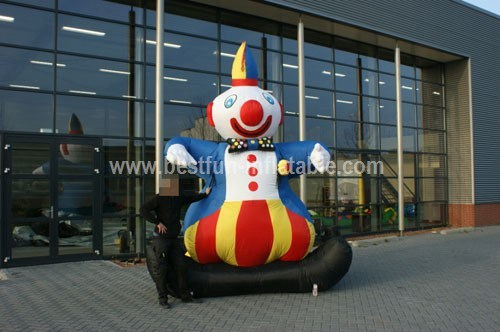 Inflatable Clown Advertising Model