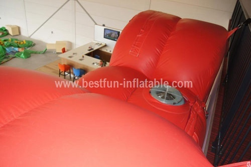 Inflatable replica gift model