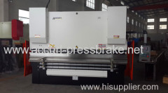 Full CNC synchronized stainless steel plate bending machine