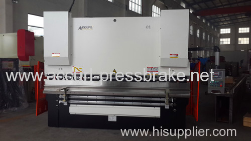 Electro-hydraulic CNC Steel plate bending machine