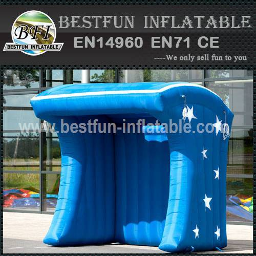 Cheap inflatable tent house