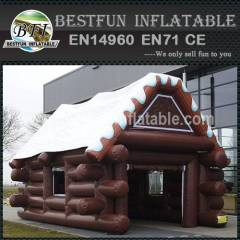 Snow tent inflatable house