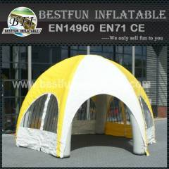 China inflatable tents price