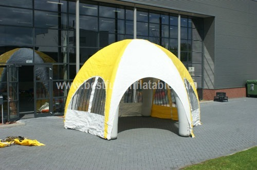 Inflatable tent Dia 6M