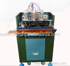2-core & 3-core wire stripping machine
