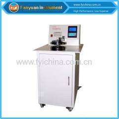 fabrics air permeability test equipment