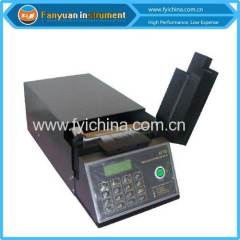 Photo-Electric Fiber Length meter / fibrograph