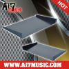 "AI7MUSIC Rack Shelf 1U High quality 19"" rack tray &19"" rack-mountable tray & 1U Rack Shelf"