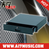 "AI7MUSIC 2U 19"" draw shelf with lock & 2U High quality 19"" rack tray &19"" rack-mountable tray & 2U Rack Shelf"