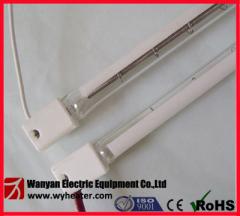 Clear Halogen Quartz Heater Lamp