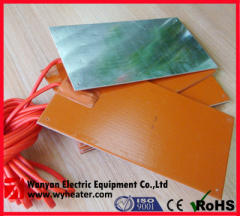 Industry Silicone Heating Sheet