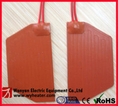 Industry Silicon Rubber Strip Heater