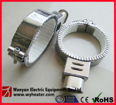 Mica Band Heater with Lead Cable