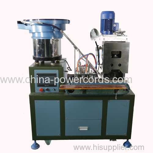 pins crimping automatic machine