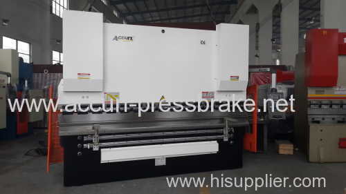 Hydraulic CNC iron sheet bending machine
