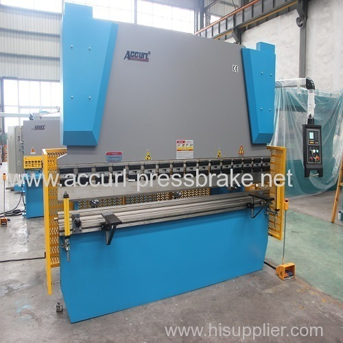 16mm thickness 3200mm length steel sheet plate hydraulic bending machine 300T