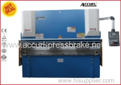 125T 2000mm Easy Operate Germany EMB PIPE 2mm thickness Full CNC Control Hydraulic Press Brake