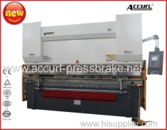 200T 2500mm steel sheet plate full CNC 4 Axis hydraulic press brake