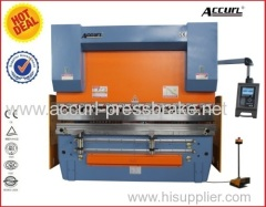 160T 2500mm steel sheet plate full CNC 4 Axis hydraulic press brake