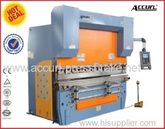 80T 3200mm steel sheet plate full CNC 4 Axis hydraulic press brake
