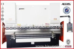 100T 2500MM Easy Operate Germany EMB PIPE 5mm thickness Full CNC Control Hydraulic Press Brake