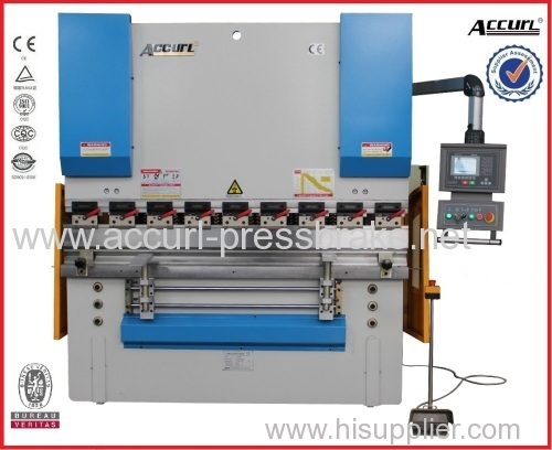 100T 2500mm CNC Hydraulic Bending Machine