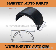 Mudguard Fender Mudapron for trucks and trailers 1040*480*480mm
