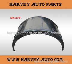 Mudguard Fender Mudapron for trucks and trailers 1270*640*640mm PERIMETER:1980mm