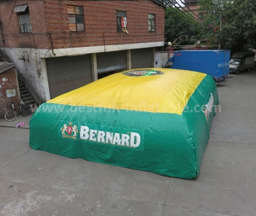 Airbag for Olympic Training