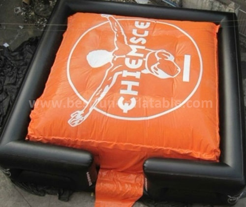 Airbag Used By Professional Stunt Men