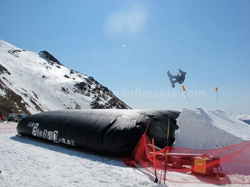 Big Airbag for Freestyle Jumping