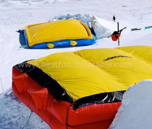 Big Airbag for Winter Action Sport