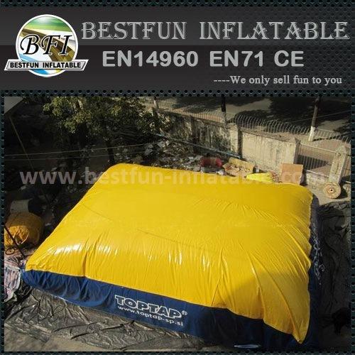 PVC Mountain Ski Giant Pillow