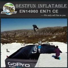 Logo Print Professional Jump Pillow