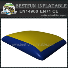 PVC Inflatable Free Climbing Bigairbag Cushion