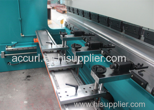 Electric hydraulic sheet metal bending machine