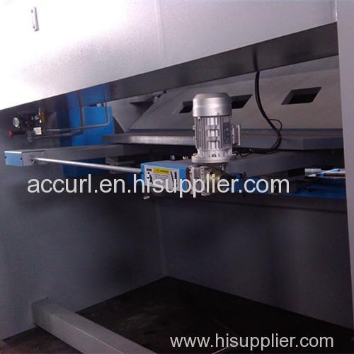 Hydraulic full CNC steel bending machine
