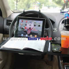 Foldable Car Laptop Table Multifunction Auto back seat Headest