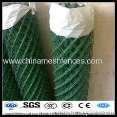 protective chain link wire mesh