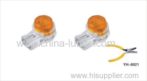 Colorful safety high quality lock joint connector more popular