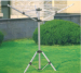 3 arms aluminum rotary airer with tripod stand