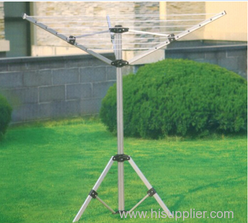 3arms aluminum rotary airer