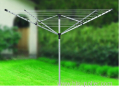 4-arms rotary airer supplier
