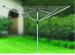 4-arm outdoor garden aluminium rotary laundry airer