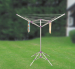 4-arm camping portable clothesline airers