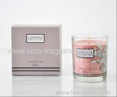 120g scented candle SA-1844